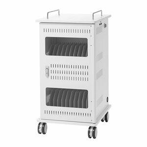 サンワサプライ タブレット収納保管庫(22台収納) CAI-CAB55W [F040323]
