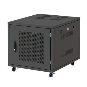 サンワサプライ 19インチサーバーボックス(9U) CP-SVNC1 [F040323]