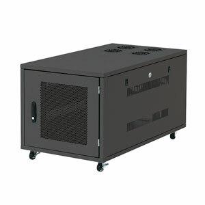 サンワサプライ 19インチサーバーボックス(9U) CP-SVNC3 [F040323]