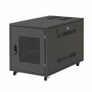 サンワサプライ 19インチサーバーボックス(12U) CP-SVNC5 [F040323]