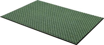 山崎産業 コンドル (風除室用マット)ブイステップマット13 別注 緑 F-126-OR GN [D011101]