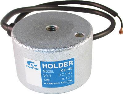 カネテック 薄形電磁ホルダー KE-4E [A031018]
