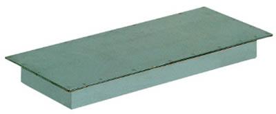 カネテック 【代引不可】【直送】 プレートマグネットフラット型 KPMF-1540A [A031018]