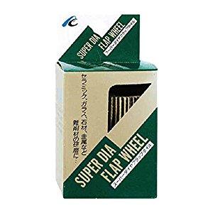 イチグチ AC スーパーダイヤフラップ 50X20X6 #400 SDF50206-400 [A230101]