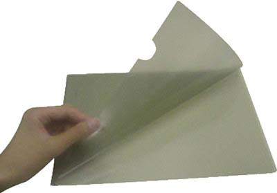 アキレス 【個人宅不可】 導電性クリアファイル STNファイルB4 STN-100-B4 [A020308]