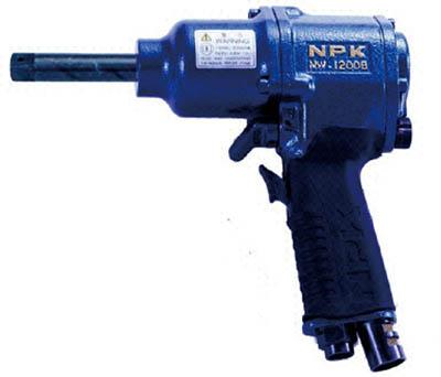 日本ニューマチック工業 NPK インパクトレンチ アンビル長さ 2インチ仕様 25340 NW-1200B-2R-H [A090108]