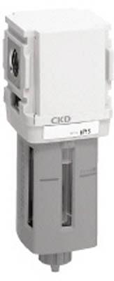 CKD モジュラータイプセレックスFRL オイルミストフィルタ M1000-8-W-F1 [A092321]
