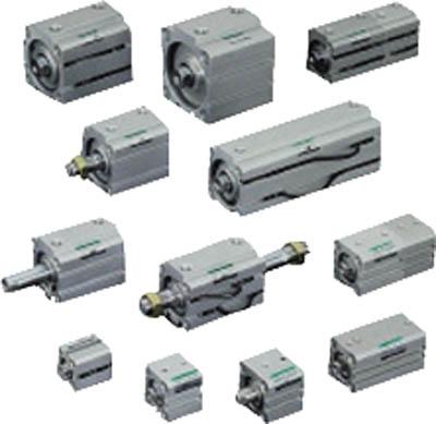 CKD コンパクトシリンダ高荷重形スイッチ付 SSD-KL-100-80 [A092321]