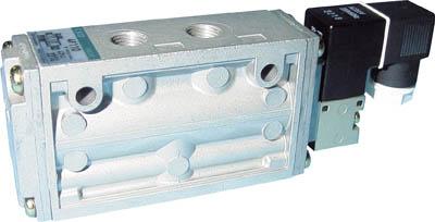 CKD パイロット式5ポート弁セレックスバルブ 4F110-06-E-AC100V [A092321]