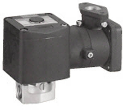 CKD 直動式 防爆形2ポート弁 ABシリーズ(蒸気用) AB41E2-02-5-C4T-AC200V [A092321]