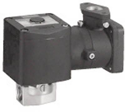 CKD 直動式 防爆形2ポート弁 ABシリーズ(蒸気用) AB41E2-02-7-C4T-AC200V [A092321]