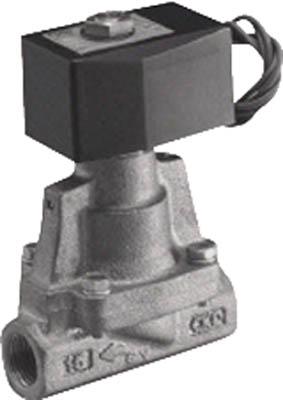 CKD パイロット式2ポート電磁弁(マルチレックスバルブ) AP11-25A-02G-AC200V [A092321]