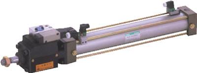CKD ブレーキ付シリンダ(セルトップシリンダ)ブレーキ用バルブ付支持金具アリ JSC3-V-LB-40B-250-3 [A092321]