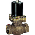 CKD 水用パイロットキック式2ポート電磁弁 PKW-14-27-AC200V [A092321]