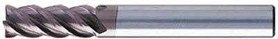 日進工具 NS 無限コーティング 4枚刃EM MSE445 Φ16 08-00140-01600 [A071727]