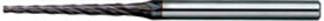 【◆◇マラソン!ポイント2倍!◇◆】日進工具 NS 深リブ用テーパーEM MRT425 Φ2X1゜30'X25 08-00310-20254 [A071727]