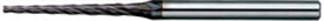 【◆◇スーパーセール!最大獲得ポイント19倍!◇◆】日進工具 NS 深リブ用テーパーEM MRT425 Φ3X1゜X25 08-00310-30253 [A071727]