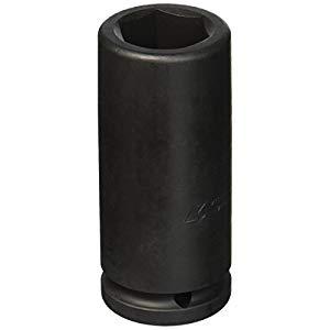 HAZET ハゼット ロングインパクトソケットレンチ(6角タイプ・差込角19.0mm) 1000SLG-27 [A010522]