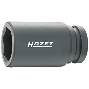 HAZET ハゼット ロングインパクトソケットレンチ(6角タイプ・差込角25.4mm) 1100SLG-32 [A010522]