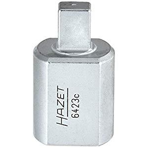 画像は代表画像です 初回限定 ご購入時は商品説明等ご確認ください HAZET ハゼット インサートアダプター A030215 6423C ヘッド交換式トルクレンチ用 情熱セール