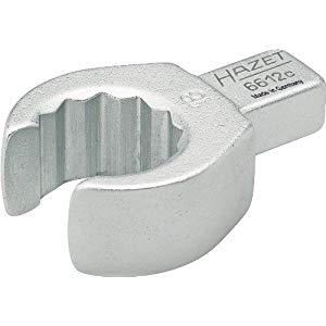 HAZET ハゼット ヘッド交換式トルクレンチ用 フレアナットレンチインサート 6612C-21 [A030215]