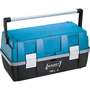 ハゼット HAZET パーツケース付ツールボックス 190L-3 [A230101]