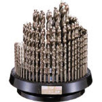 【★エントリーでP10倍!★】イシハシ精工 IS コバルト正宗ドリル 100本組セット COD-100RS [A230101]