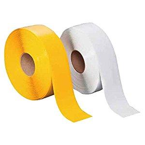 【◆◇マラソン!ポイント2倍!◇◆】岩田製作所 IWATA ラインプロ(白) 1巻(30M) 75mm幅 LP130-2 [A230101]