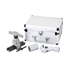 【◆◇スーパーセール!エントリーでP10倍!期間限定!◇◆】イチネンTASCO タスコ アルミ製フレアリングツールセット TA55AT-2 [A012501]