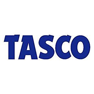 イチネンTASCO タスコ 安全靴(ブラックXホワイト) TA963GB-26.0 [A060420]