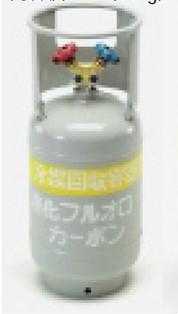 イチネンTASCO タスコ 冷媒回収用12Lボンベ(フロートセンサー無) TA110-10N [A020702]