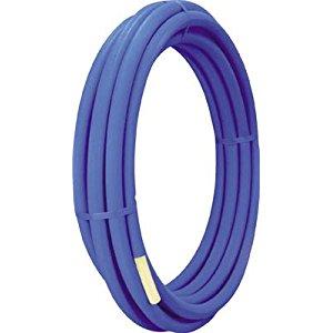 タブチ TBC 保温付架橋ポリエチレン管ブルー20mm×20M HC-20HON5B-20M MAKI [A230101]