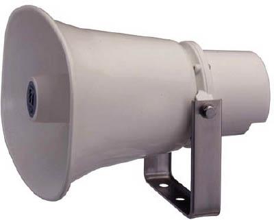 TOA 車載用ホーンスピーカー15W SC-715A [A062201]