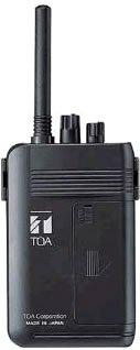 画像は代表画像です ご購入時は商品説明等ご確認ください TOA 新生活 携帯型送信機 WM-1100 ツーピース型 A230101 定番スタイル