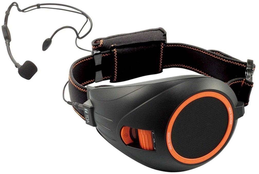 TOA ハンズフリー拡声器(黒) ER-1000BK [A230101]