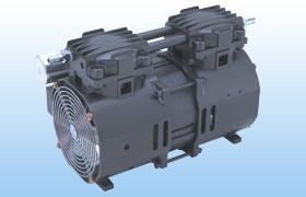 アルバック機工 ULVAC 揺動ピストン型ドライ真空ポンプ DOP-80S [A230101]
