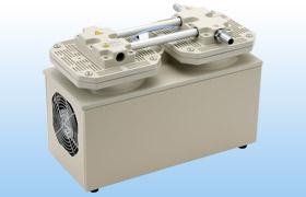 アルバック機工 【個人宅不可】 ULVAC ダイアフラム型ドライ真空ポンプ 100V DA-241S [A230101]