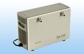 アルバック機工 ULVAC ダイアフラム型ドライ真空ポンプ 100V DA-41D [A230101]