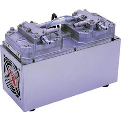 アルバック機工 ULVAC ダイアフラム型ドライ真空ポンプ 100V DA-41DK [A230101]