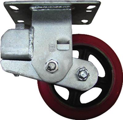 スガツネ工業 重量用ダンピングキャスター径151自在YE(200-130-714 TP-150LF-A-YE [A050207]