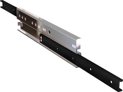 スガツネ工業 重量用ローラーレール TLRD18A-0530(190028330 TLRD18A-0530 [A072121]