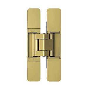 スガツネ工業 三次元調整機能付隠し丁番 HES3D160GL(170091010 HES3D-160GL [A072121]