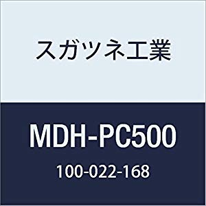 【◆◇マラソン!ポイント2倍!◇◆】スガツネ工業 デザインハンドル MDH-PC500(100-022-168) MDH-PC500 [A072121]
