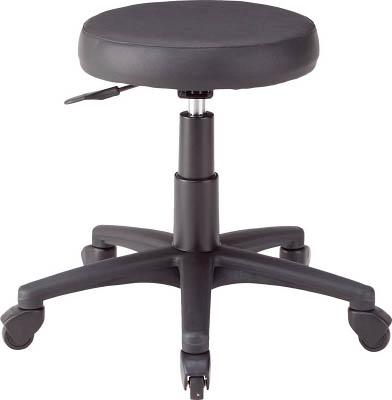 【◆◇エントリーで最大ポイント5倍!◇◆】アイリスチトセ 回転椅子BIT-EX43ハイタイプ グレー BIT-EX43LH-F-GY [F010806]