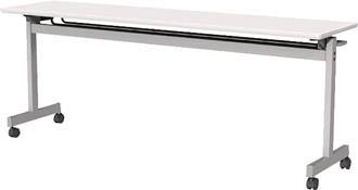【◆◇エントリーで最大ポイント5倍!◇◆】アイリスチトセ フライングテーブル CFTX-T1545 ライトグレー CFTX-T1545-LGY [F010401]