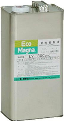 マークテック 【個人宅不可】 MARKTEC 濃縮磁粉液 エコマグナ LY-30Conc 4L C004-0044016 [A012501]
