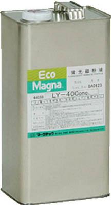 マークテック 【代引不可】【直送】 MARKTEC 濃縮磁粉液 エコマグナ LY-40Conc 4L C004-0044018 [A012500]