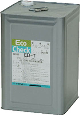マークテック 【代引不可】【直送】 MARKTEC エコチェック 現像剤 ED-T 18L缶 C002-0022086 [A012500]
