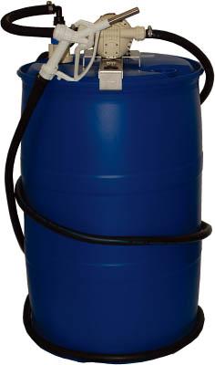 【◆◇マラソン!ポイント2倍!◇◆】アクア 【個人宅不可】 アドブルー(尿素水)専用電動ドラムポンプ (100V) D-SET100 [B020602]