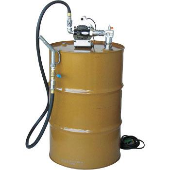 アクア ドラム缶用電動オイルポンプ EVD-100 [A230101]